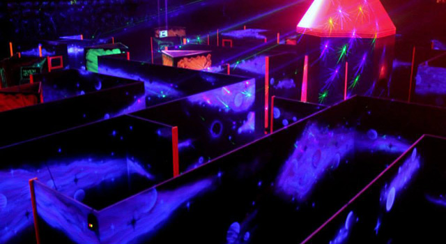 LaserTag // Hall