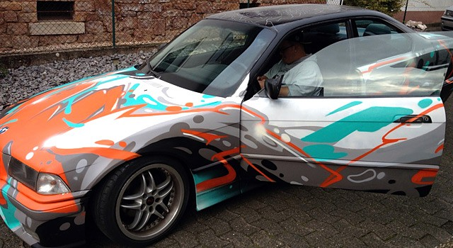 customcar by URBAN ART Agentur