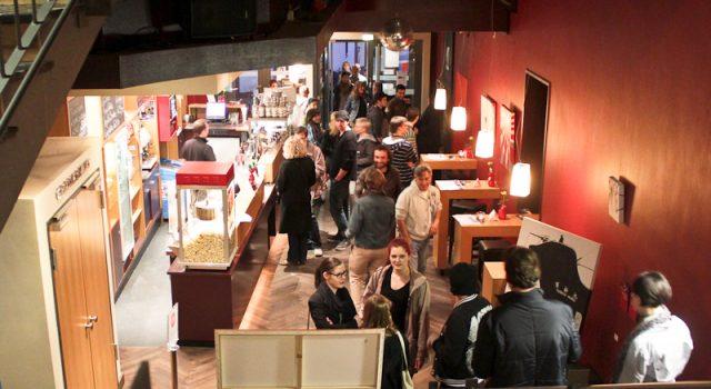 Exhibition at CASINO movie theater
